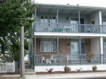 Property 10069 - Wonderful 2 BR-2 BA Condo in Cape May (Memories 10069) - Cape May - rentals