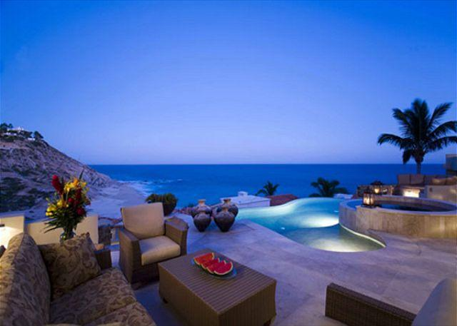 EXTERIOR - Casa Bella 5bdrm Ocean view, elegant & complimented with services - San Jose Del Cabo - rentals
