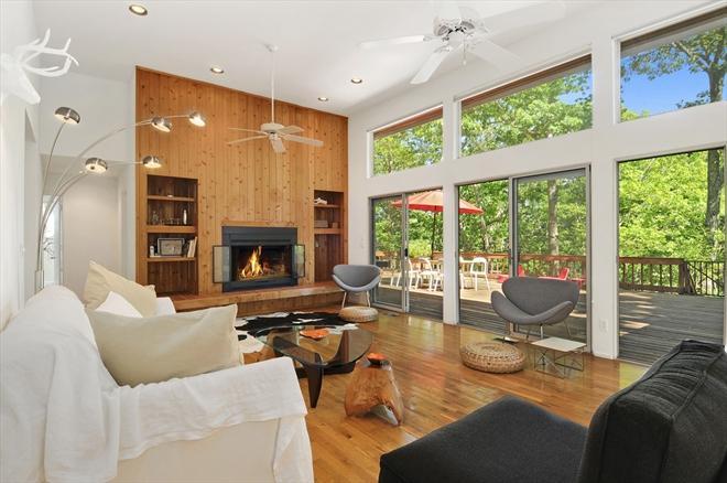 Living - Hip & Stylish East Hampton Getaway - East Hampton - rentals