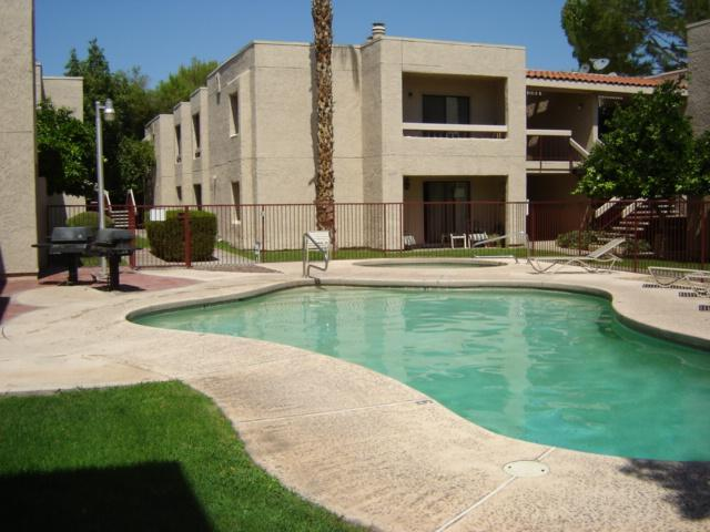 Quail Point private pool, hot tub and gas grills - Quiet Relaxing Oldtown Condo-Close to everywhere! - Scottsdale - rentals