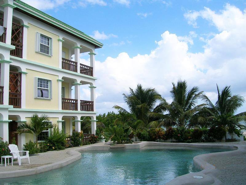 Picturesque Ocean Front Condo in Oasis del Caribe - Image 1 - San Pedro - rentals