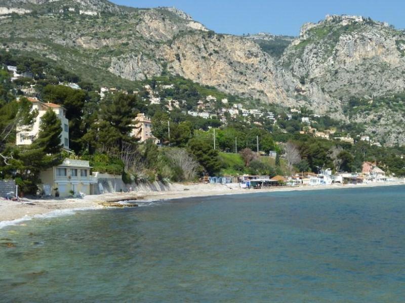 Enjoy Eze sur  mer quiet environement - Eze sur mer 2 Bedroom Villa with a Terrace and 5 Minute Walk to Beach - Eze - rentals