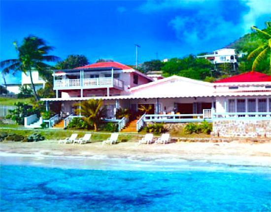Bequia Beachfront Villa - 2 Bedroom - Bequia - Bequia Beachfront Villa - 2 Bedroom - Bequia - Friendship Bay - rentals