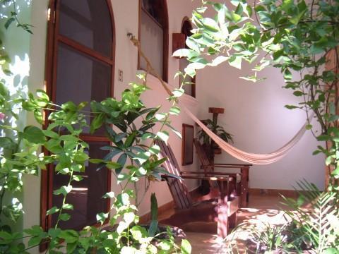 Porch - Relaxing suite-condo in tropical setting in TULUM - Tulum - rentals