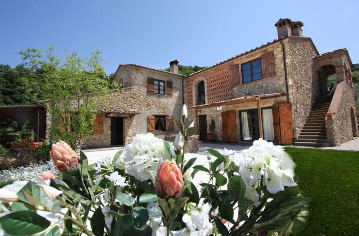 Luxury Villa in Chianti Pisano area, Pool, A/C - Image 1 - Casciana Terme - rentals