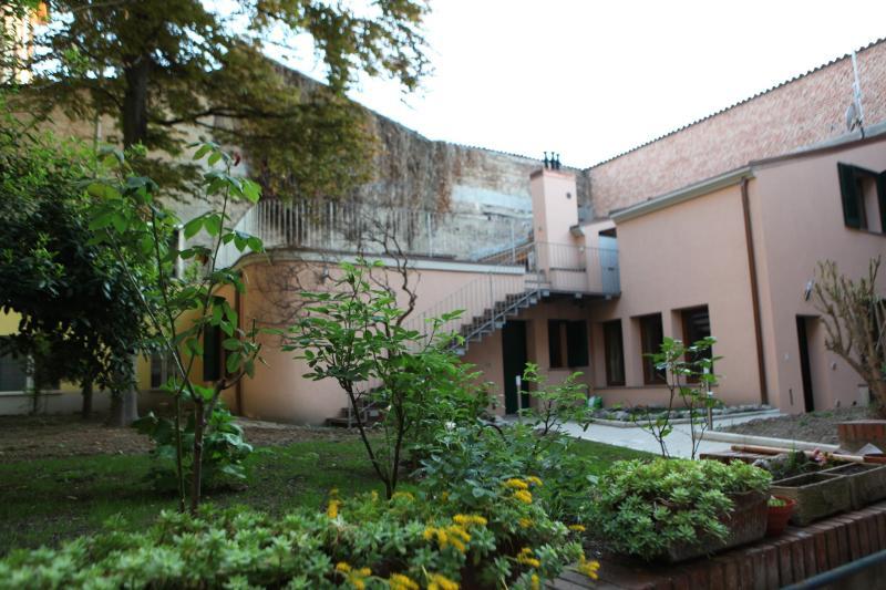 The garden - Luxury Loft In Bologna - Bologna - rentals