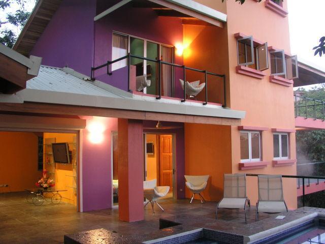 Casa Mono Congo - ItsMyCasa's Casa Mono Congo-Howler Monkey Villa - Manuel Antonio National Park - rentals