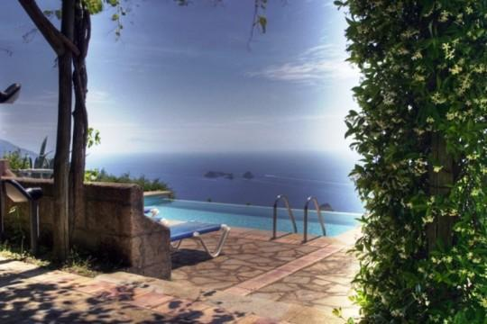 VILLA RAFFAELLA - SORRENTO PENINSULA - Sant'Agata Sui Due Golfi - Image 1 - Sant'Agata sui Due Golfi - rentals