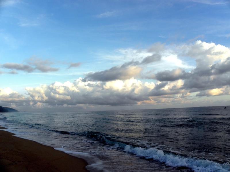 The 3 km stretch of deserted beach - The Summerland Retreat - Kuala Terengganu - rentals