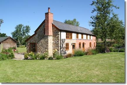 Little Canwood House - 5* Self catering holiday cottage in England - Hereford - rentals