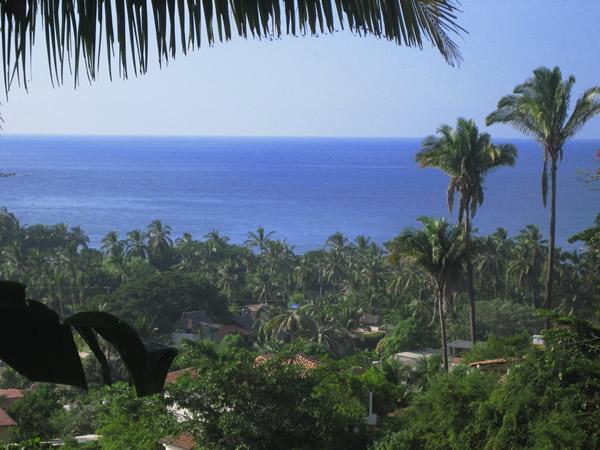 Big Ocean View - CASA BRAVA Modern ExtraPrivate Ocean-View Loft Apt - Sayulita - rentals