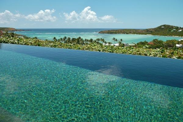 Sunny villa with endless water sport activities- great for families WV SBM - Image 1 - Saint Barthelemy - rentals