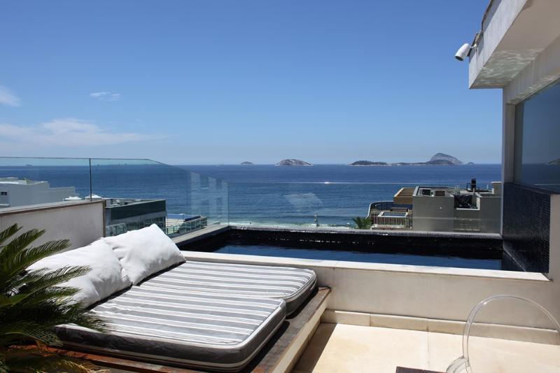 Rio055 - Penthouse in Leblon - Image 1 - Ipanema - rentals