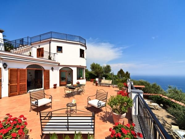 ChezPie,Villa in Sorrento with Fabulous View& Pool - Image 1 - Massa Lubrense - rentals