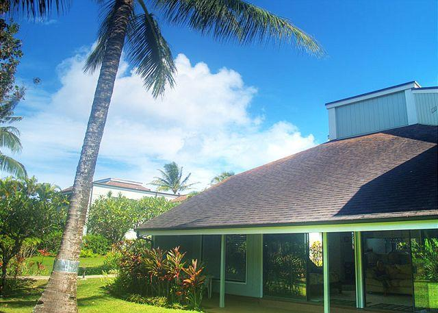 Kamahana 3: Spacious and affordable garden view 2br close to golf and beach. - Image 1 - Princeville - rentals