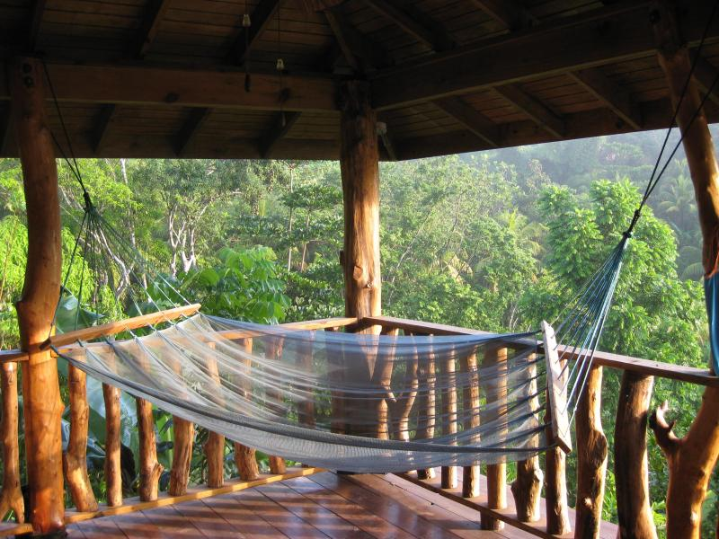 Peace in the Mountains - Zimbali Retreats - Negril - rentals