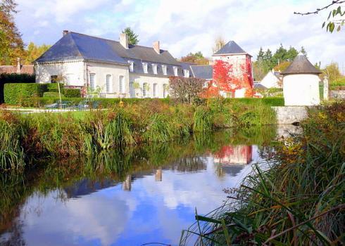 100-chateau-du-pontone - Image 1 - Les Brévières - rentals