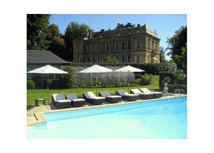 france/dordogne/chateau-durantey - Image 1 - Lanouaille - rentals