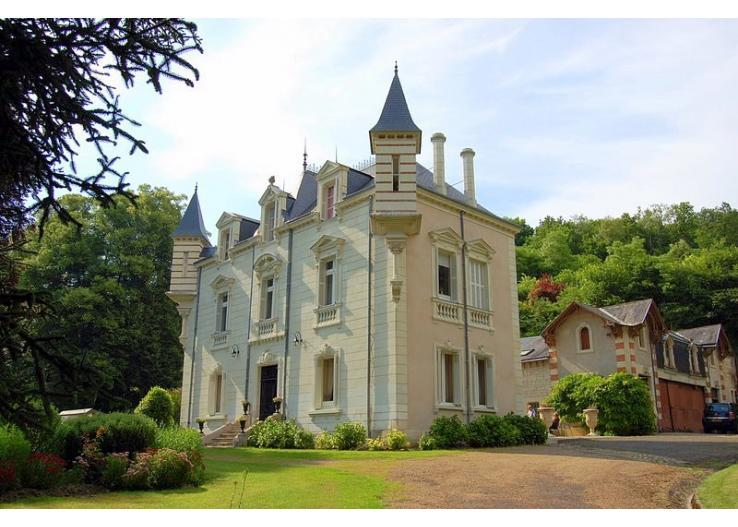france/loire-valley/chateau-perrier - Image 1 - Chinon - rentals