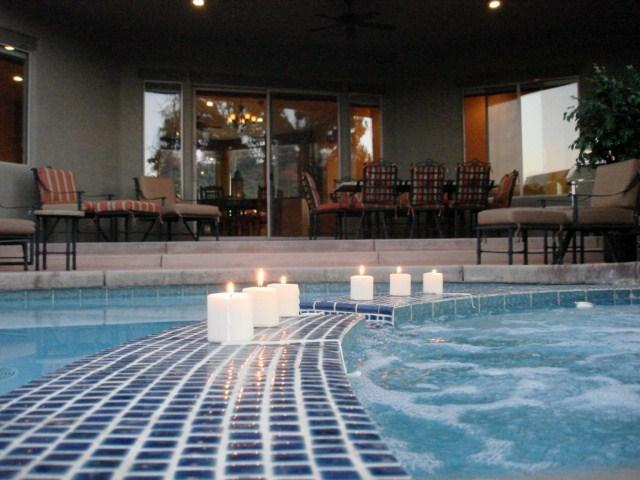 Romantic Spa for 3-5 Adults - Pool & Spa, Private, Heated, Sedona Siesta views - Sedona - rentals