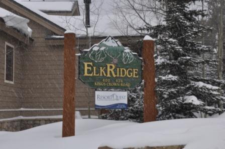 Elk Ridge 426 Townhome - 5 Bed Fab Location *Walk Town/Ski Lift/*Pool* - Breckenridge - rentals