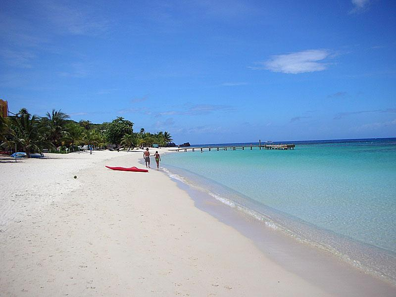Beautiful WestBay...our beach at Infinity Bay! - Semana Santa Available!! Stunning! SEE OUR REVIEWS - Roatan - rentals