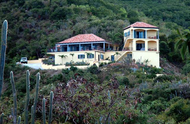 Amarilla Villa - Image 1 - Coral Bay - rentals