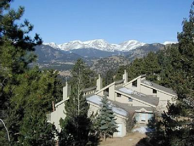 Gorgeous Panoramic Views of the Continental Divide - High Country Getaway - Estes Park - rentals