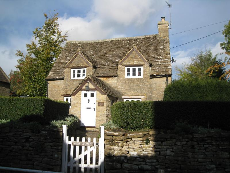 Front of Brook Cottage - Brook Cottage near Bath & Bradford-on-Avon - Bradford-on-Avon - rentals