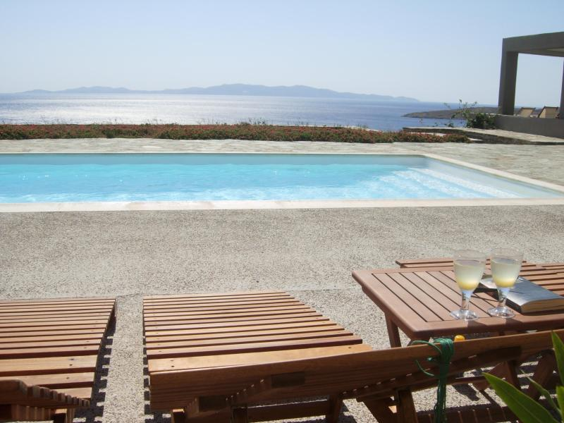 5 bedroom luxury house in Tinos - Image 1 - Tinos - rentals