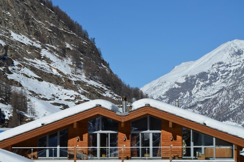 Winter - Penthouse with 320 square meters - Lodge - Large Penthouse,Matterhorn View,Sauna - Zermatt - rentals