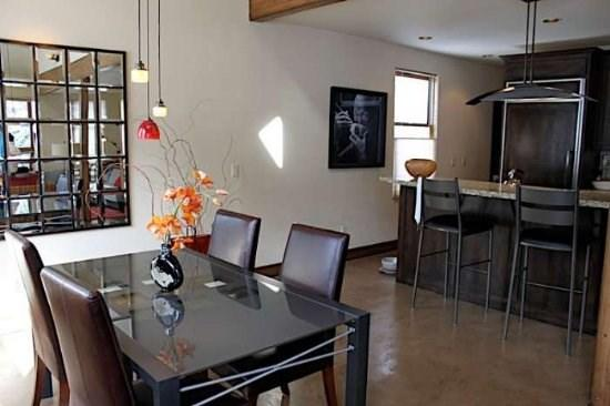 Dining Room  - Warm Springs Contemporary Townhome - Ketchum - rentals