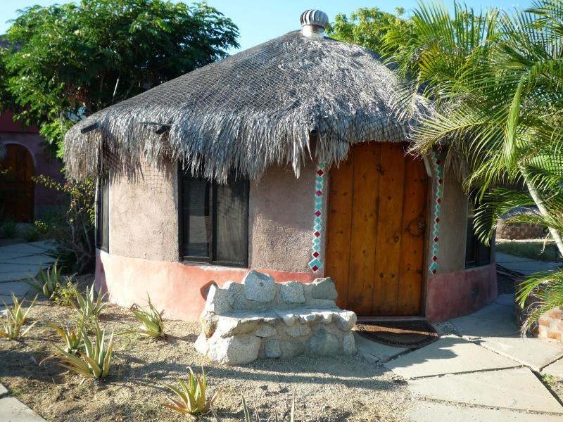 Distinctive yurt design. - Buena Vista, Baja: Yurts with Sea of Cortez Views - Los Barriles - rentals