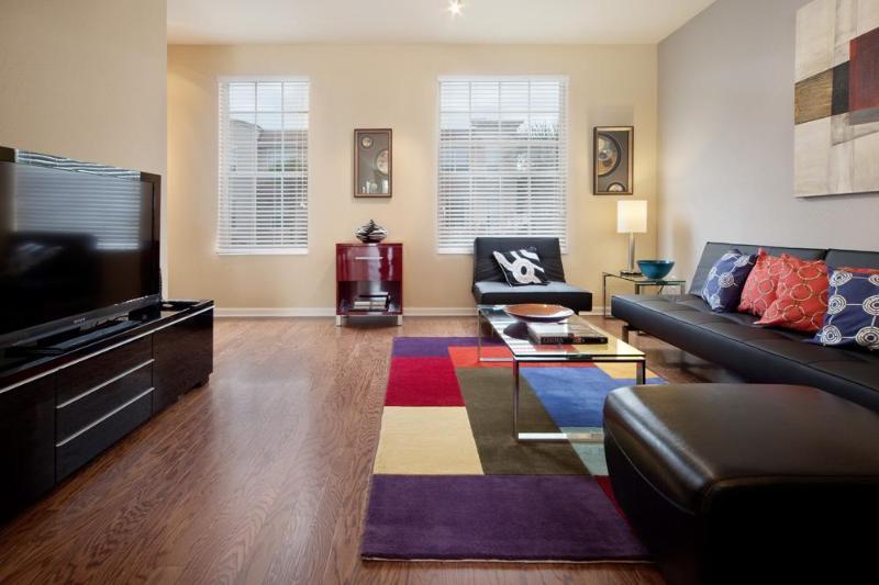 Living Room - New Beautiful Outstanding Luxury Vista Cay Villa - Orlando - rentals