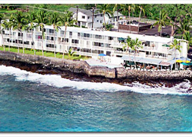 KMS209 $80.00 special all of May & June! DIRECT OCEANFRONT!!! - Image 1 - Kailua-Kona - rentals
