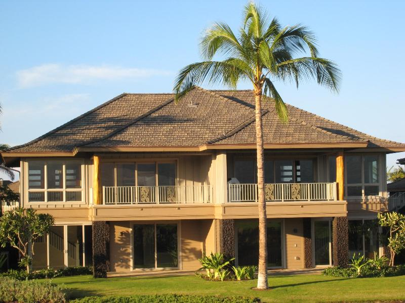 Our half of double home on right side - Great Discounts! KaMilo, MaunaLani - Waikoloa - rentals