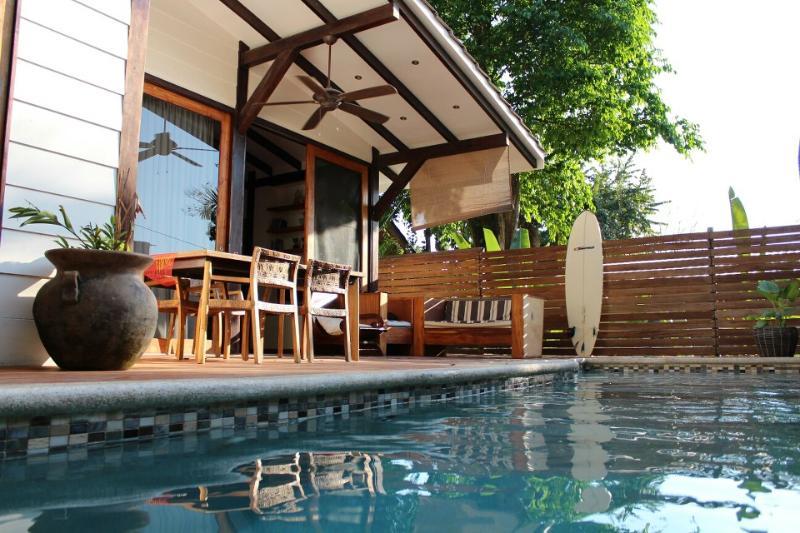 2 bedroom villa - pool area - Kana Mar- Tropical private villas resort - Santa Teresa - rentals