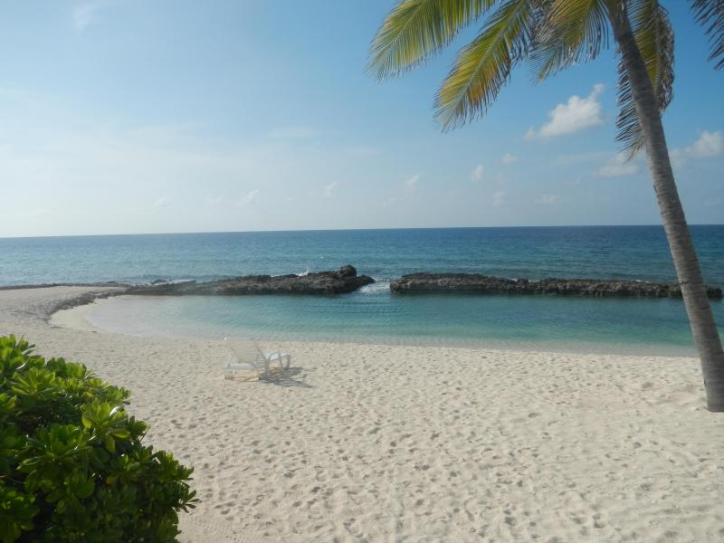 Private beach cove - Cayman Paradise- Booking for 2016 - Old Man Bay - rentals