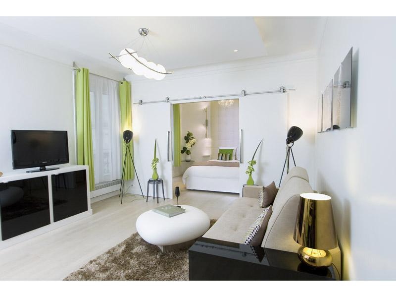 1 Bedroom Rental at Coeur Prestige Suite in Paris - Image 1 - Paris - rentals