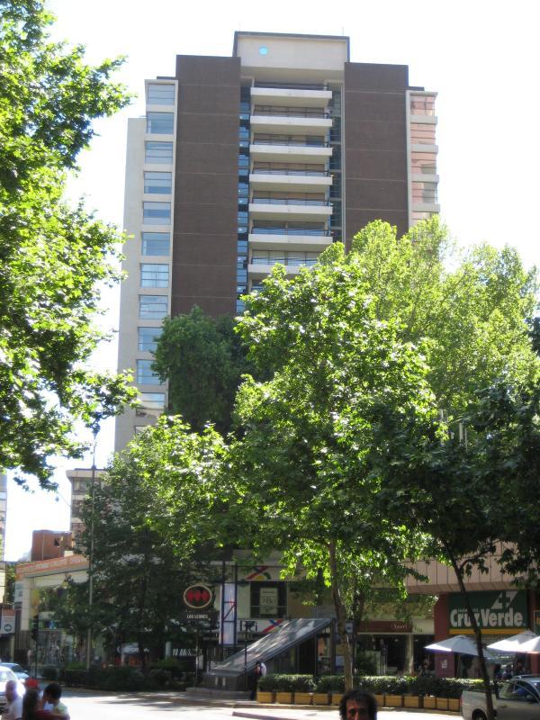 2 room condo in Providencia (Santiago center) A/C - Image 1 - Santiago - rentals