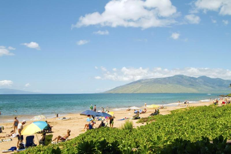 Beach Day! - Maui Banyan-Remodeled, Ocean View Top Floor Condo! - Kihei - rentals