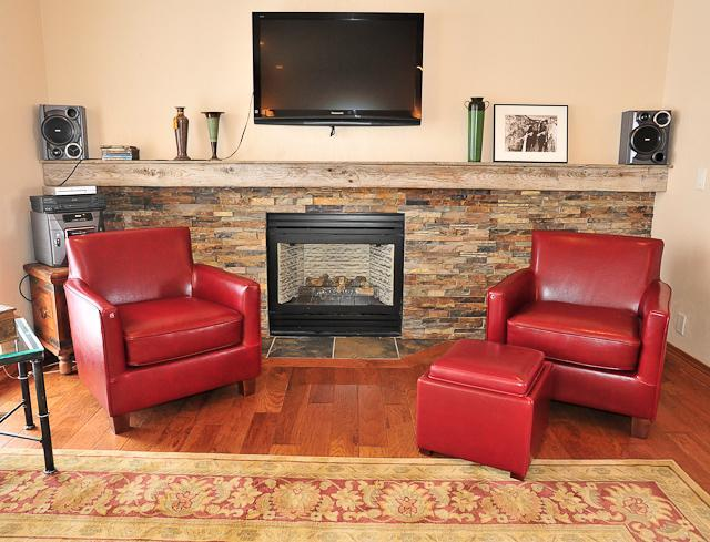 Gorgeous new living room! - Racquet Club 110 -Gourmet's delight- Remodeled! - Park City - rentals