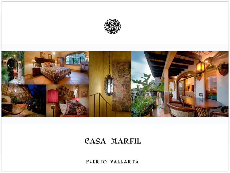 Casa Marfil, authentic Mexican Villa in the Heart of Puerto Vallarta - Casa Marfil -  River, Jungle, Ocean & City Views - Puerto Vallarta - rentals