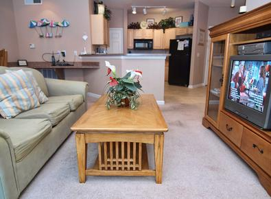 Relax in the Beautiful Living Room - Paradise Found - Davenport - rentals