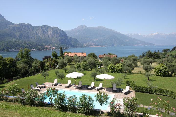Luxury Villa , great Lake view,  Pool , A/C - Image 1 - Bellagio - rentals