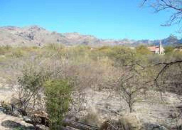 Patio View - First Floor Corner Condo with Mountain Views - Tucson - rentals