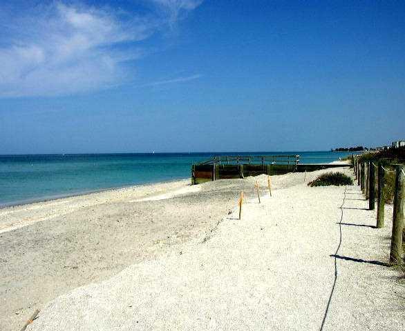 Beachfront at our Venice Villas - BEACHFRONT VENICE CONDOS-Olympic Pool, Free Wi-Fi - Venice - rentals