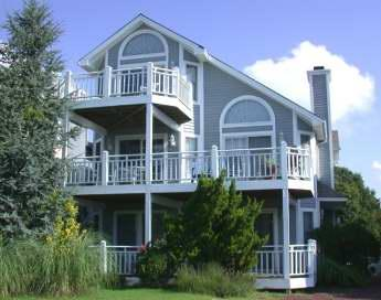 Amazing 4 BR-3 BA House in Cape May (Lighthouse View 3860) - Image 1 - Cape May - rentals