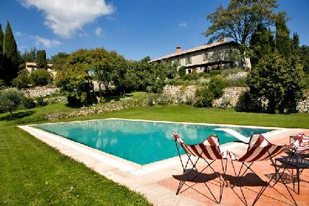 Restored country house Aioloa part of a 1700-acre estate with pool ideal for families - Image 1 - Tuscany - rentals