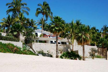 Beachfront Mi Corazon es el Mar - Live-in Staff, Heated Pool & jetted tub - Image 1 - Cabo San Lucas - rentals
